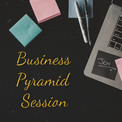 Business Pyramid Session Graphic